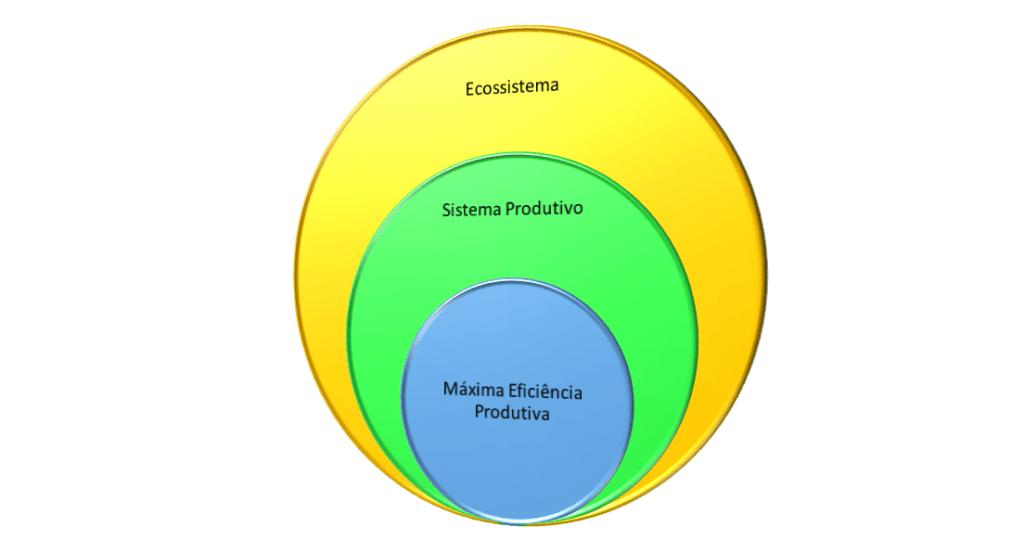 Máxima Eficiência Produtiva. Elaboração: Agromove.