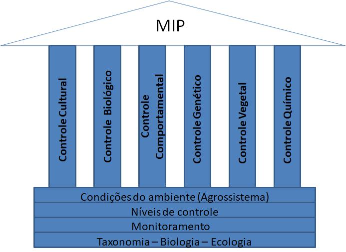 Figura 1: Analogia do Manejo Integrado de Pragas.