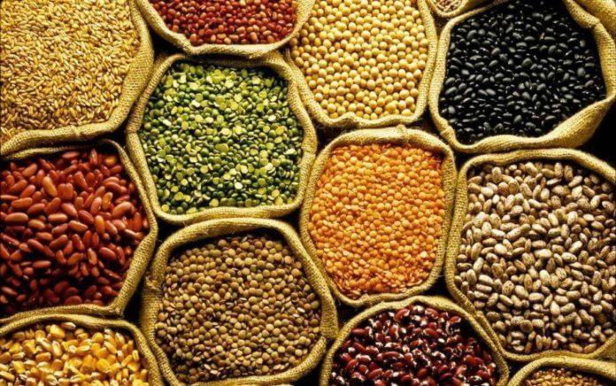 O Brasil se destaca na produção de grãos, tanto na quantidade como na diversidade. Fonte: FAESC.