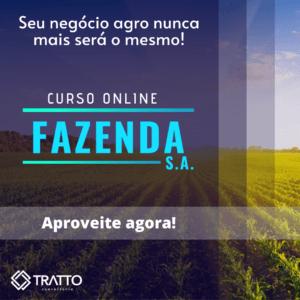 Curso on line Fazenda S.A. Tratto Consultoria